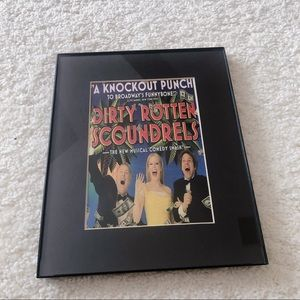 Dirty Rotten Scoundrels in Frame